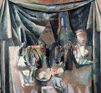 Sławomir Karpowicz: Still Life With The Pyramid