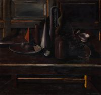 Sławomir Karpowicz: Composition I. Still life of an alchemist