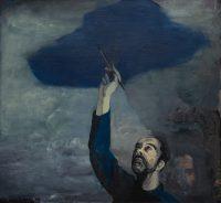 Sławomir Karpowicz: Malujący niebo (autoportret)