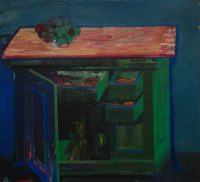 Sławomir Karpowicz: Green cupboard