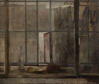 Sławomir Karpowicz: Okno IV (pracownia na Piłsudskiego)